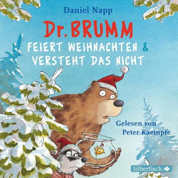 Hörspiel: Dr. Brumm feiert Weihnachten / Dr. Brumm versteht das nicht