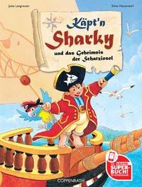 Käpt'n Sharky und das Geheimnis der Schatzinsel