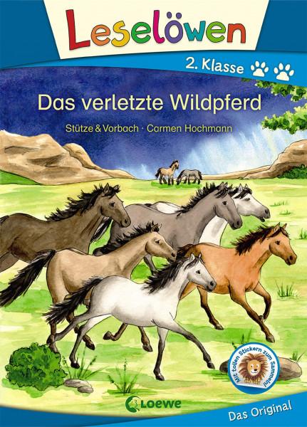 Leselöwen, 2. Klasse - Das verletzte Wildpferd