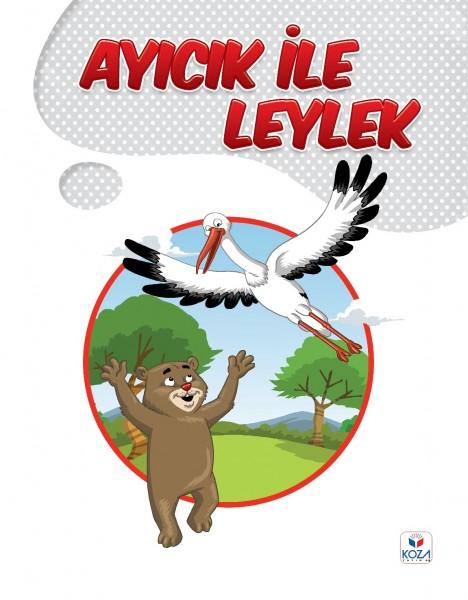 Ayıcık ile Leylek - Teddy Bear and Stork
