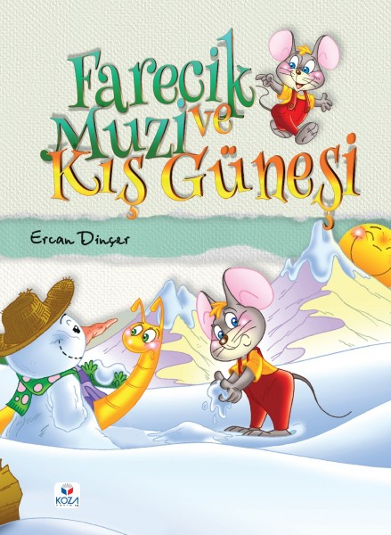 Farecik Muzi: Kış Güneşi - Winter Sun with Mice Muzi