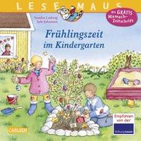 LESEMAUS 45: Frühlingszeit im Kindergarten