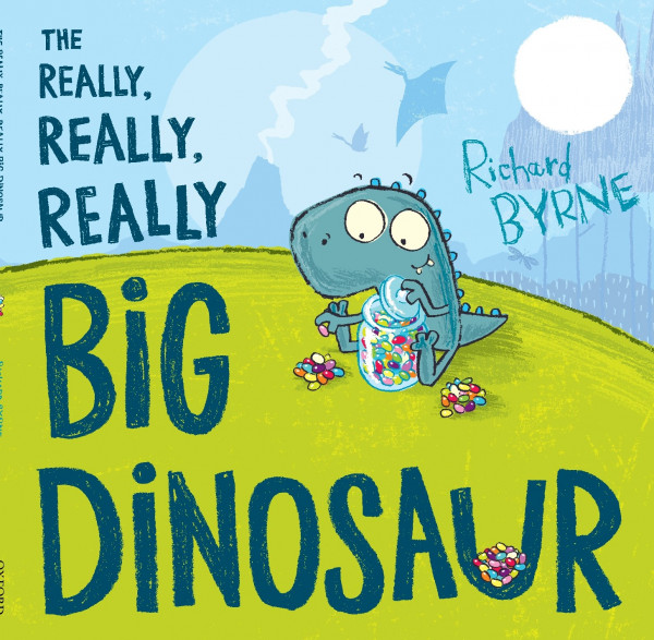 The Really Big Dinosaur
