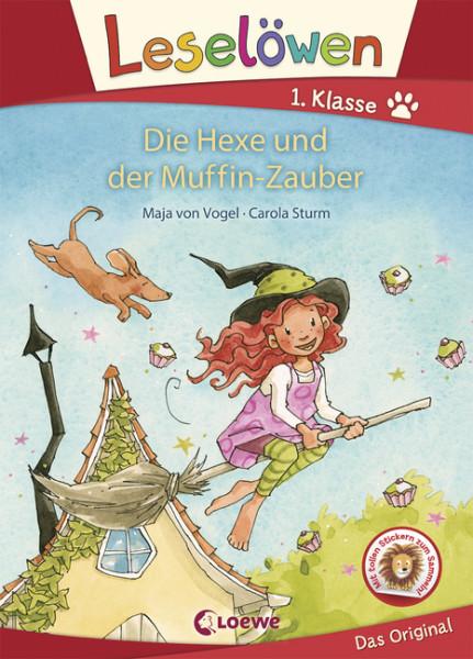 Leselöwen, 1. Klasse - Die Hexe und der Muffin-Zauber