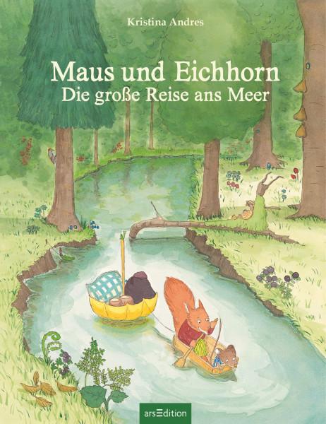 Maus und Eichhorn