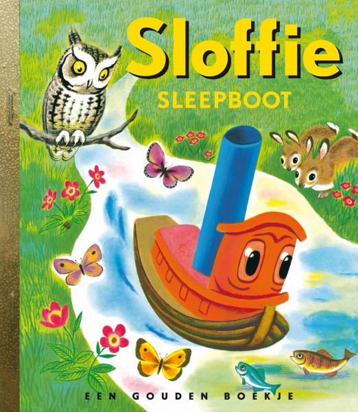 Sloffie Sleepboot en zijn avonturen op de rivier