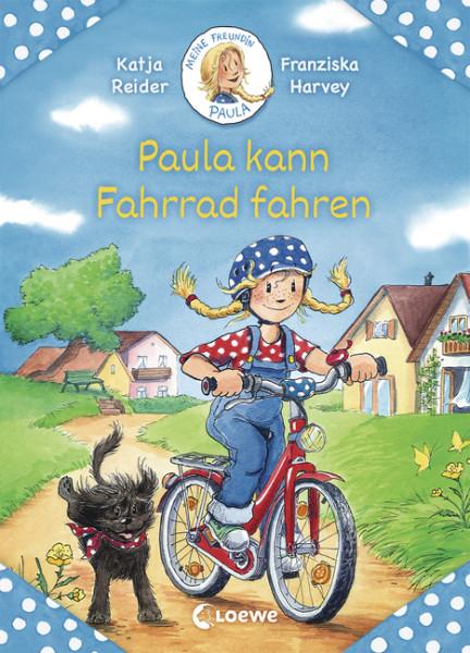 Meine Freundin Paula - Paula kann Fahrrad fahren