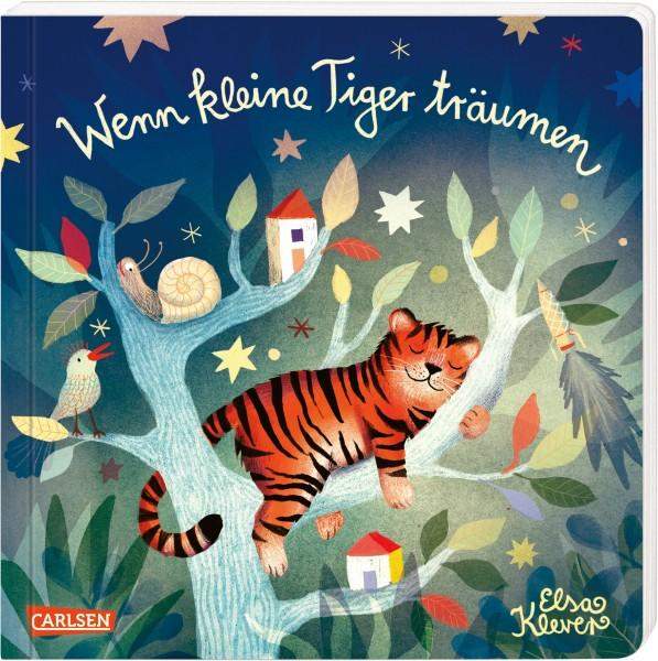 Wenn kleine Tiger träumen