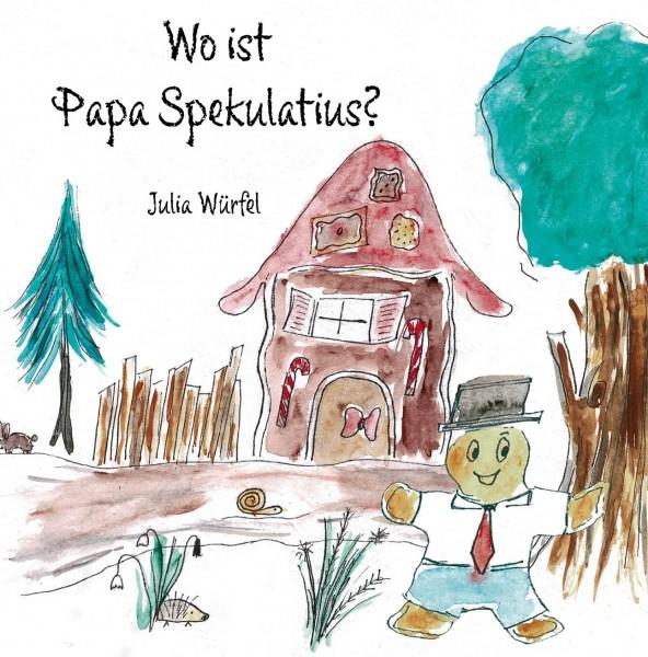 Wo ist Papa Spekulatius?