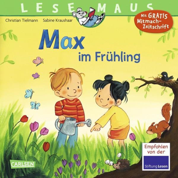 Max im Frühling