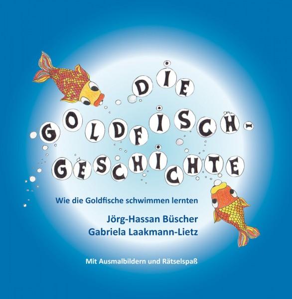 Die Goldfisch-Geschichte: Wie die Goldfische schwimmen lernten