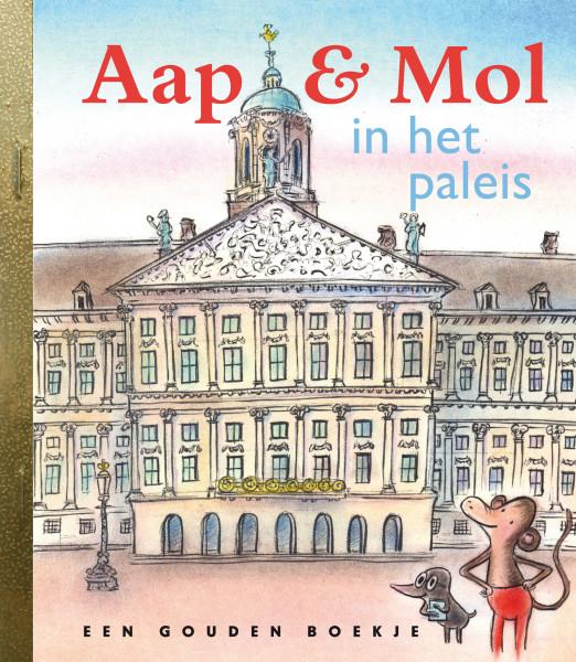 Aap en Mol in het paleis