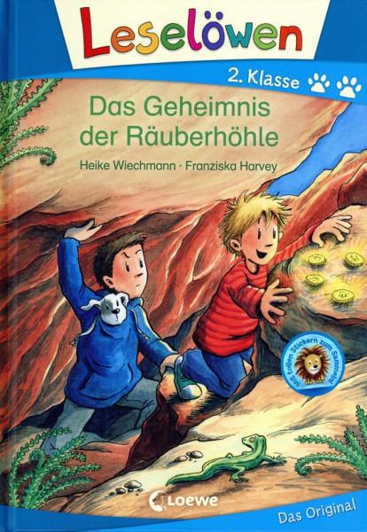 Leselöwen, 2. Klasse - Das Geheimnis der Räuberhöhle