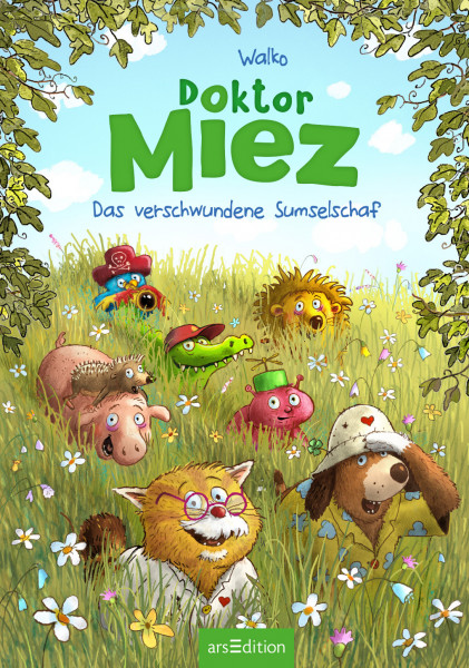 Doktor Miez: Das verschwundene Sumselschaf