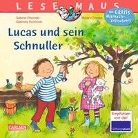 LESEMAUS 80: Lucas und sein Schnuller