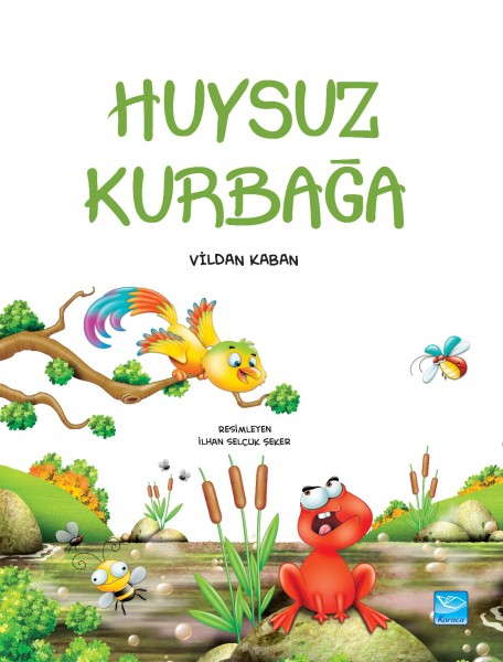 Huysuz Kurbağa - Grumpy Frog