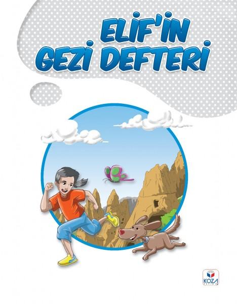 Elif'in Gezi Defteri - Elif's Travel Book