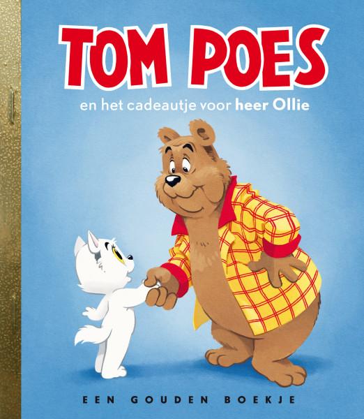 Tom Poes en het cadeautje voor heer Ollie