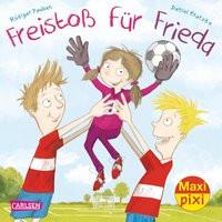 Maxi Pixi 153: Freistoß für Frieda
