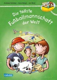 Gemeinsam lesen: Die tollste Fußballmannschaft der Welt (Neuausgabe)