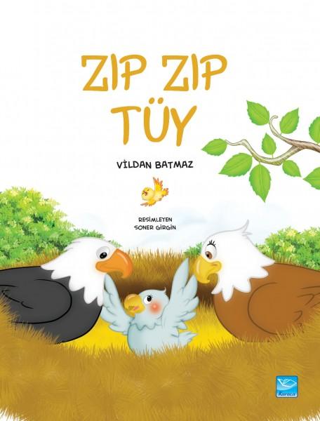 Zıp Zıp Tüy - Hoppy Feather
