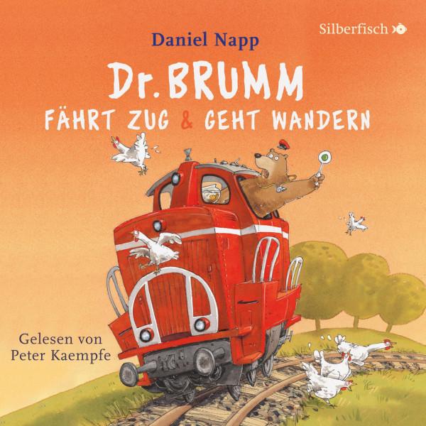 Hörspiel: Dr. Brumm fährt Zug / Dr. Brumm geht wandern