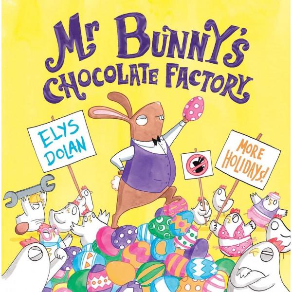 Mr Bunnys Chocolate Factory