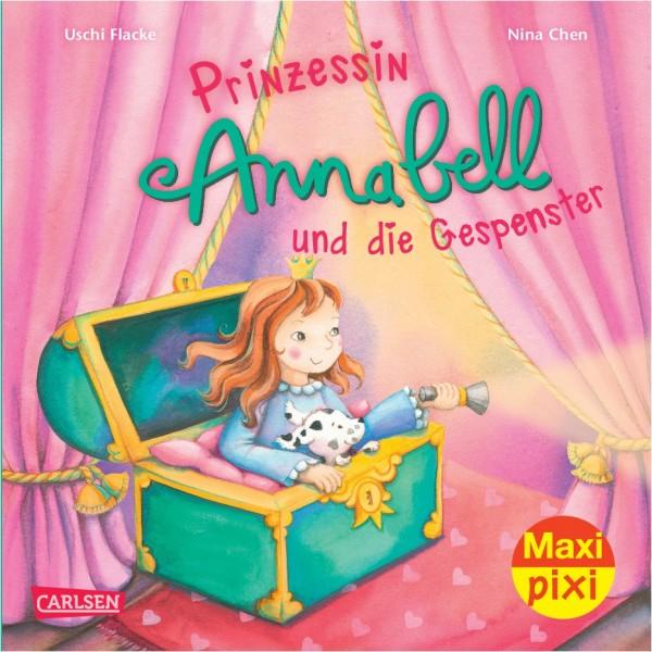 Maxi Pixi 180: Prinzessin Annabell und die Gespenster