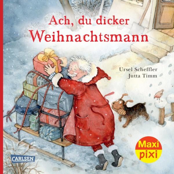 Maxi Pixi 166: Ach, du dicker Weihnachtsmann