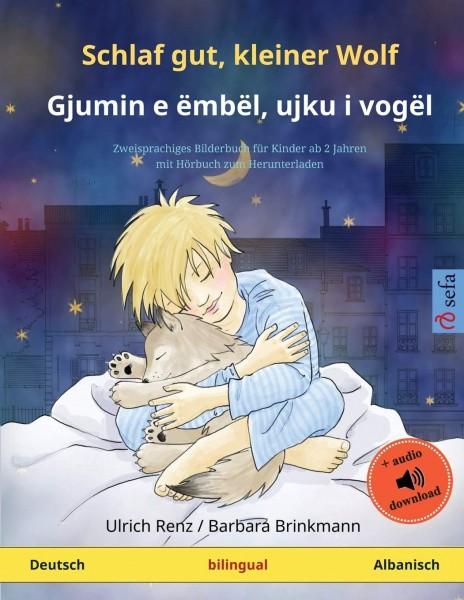 Schlaf gut, kleiner Wolf - Gjumin e ëmbël, ujku i vogël