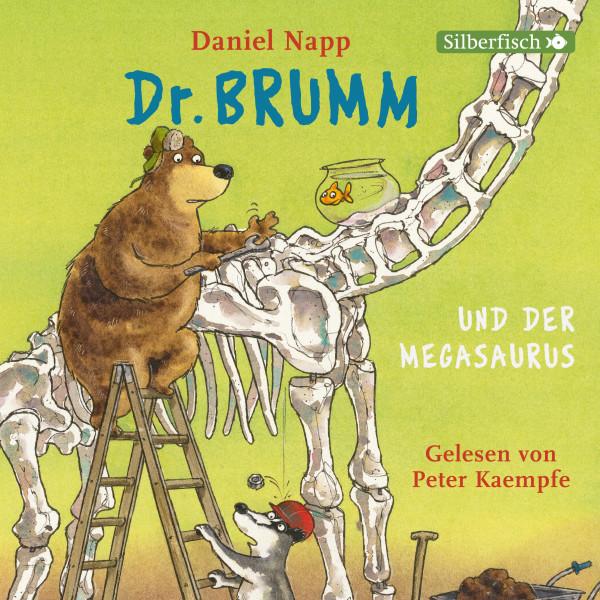 Hörspiel: Dr. Brumm und der Megasaurus und weitere Geschichten