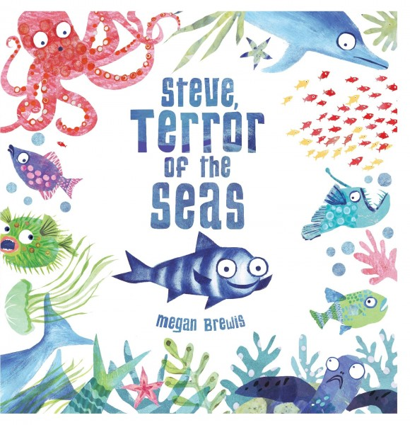 Steve Terror of the Seas
