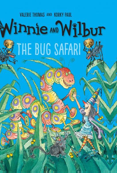 Winnie and Wilbur: The Bug Safari