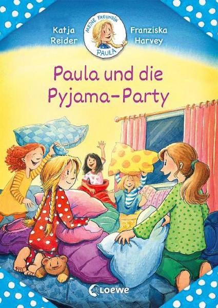 Meine Freundin Paula - Paula und die Pyjama-Party