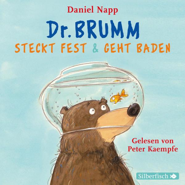 Hörspiel: Dr. Brumm steckt fest / Dr. Brumm geht baden