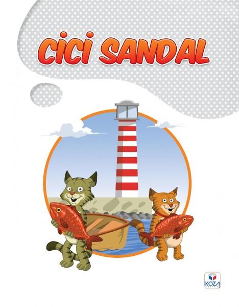 Cici Sandal - Cute Boat
