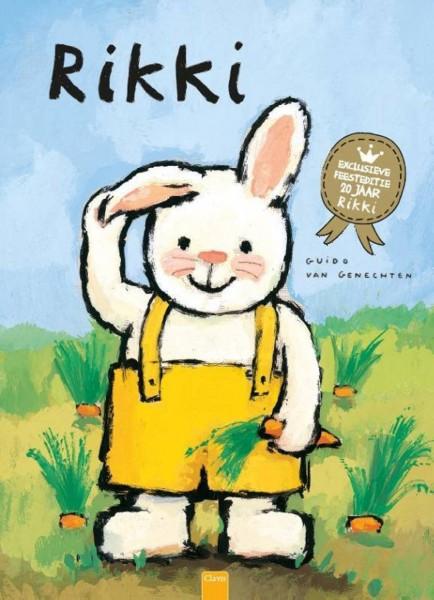 Rikki Jubileumboek