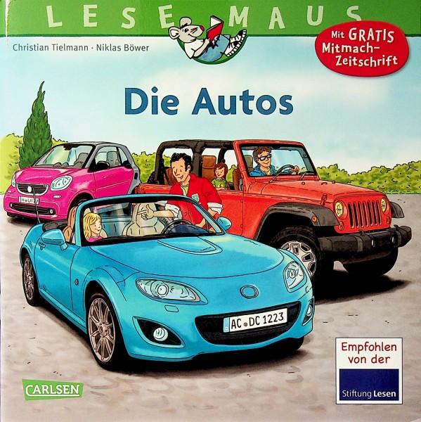 LESEMAUS 156: Die Autos