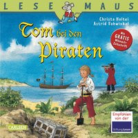 LESEMAUS 27: Tom bei den Piraten
