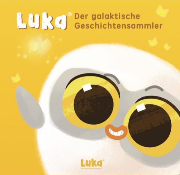 Luka - Der galaktische Geschichtensammler