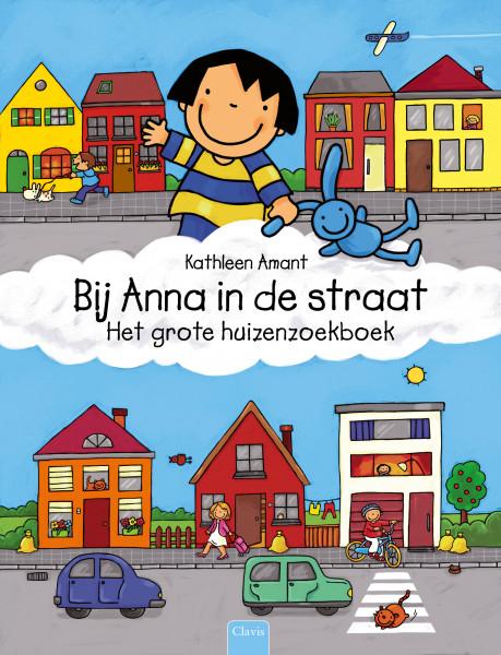 Bij Anna in de straat. Het grote huizenzoekboek