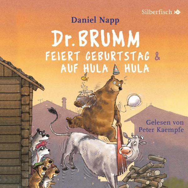 Hörspiel: Dr. Brumm feiert Geburtstag / Dr. Brumm auf Hula Hula