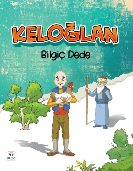 Keloğlan: Bilgiç Dede - Know-all Grandfather